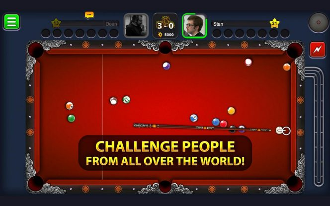 8 ball pool game online