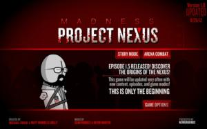 madness project nexus hacked